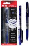 Ручка гелевая синяя в блистере, ПИШИ-СТИРАЙ