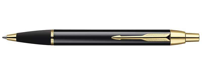 Ручка шариковая, IM BLACK GT