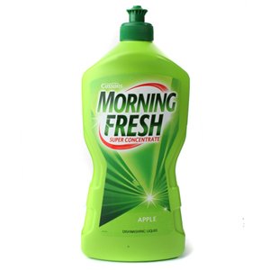Жидкость для мытья посуды MORNING FRESH Apple Суперконцентрат 450мл