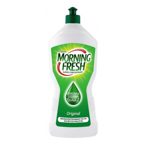 Жидкость для мытья посуды MORNING FRESH Original Суперконцентрат 450мл